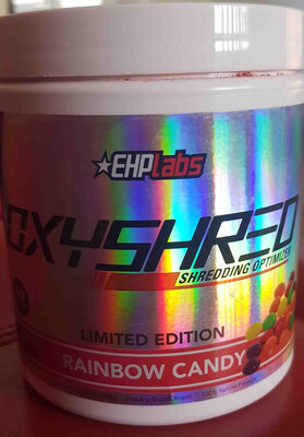 Oxyshred - Rainbow Candy - Product - en