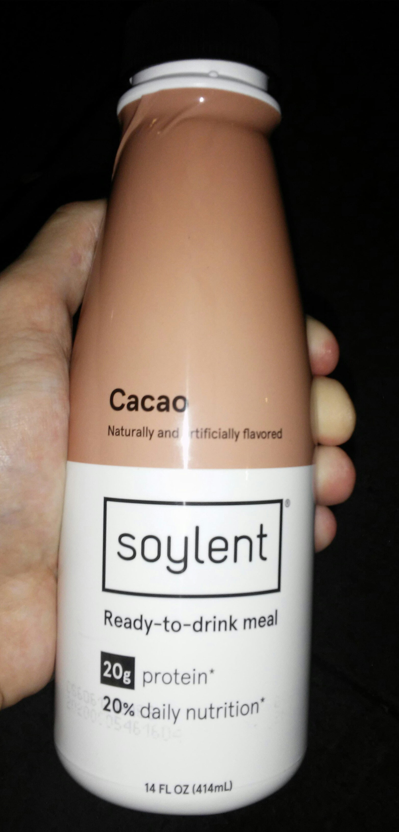 Soylent Cacao - Product