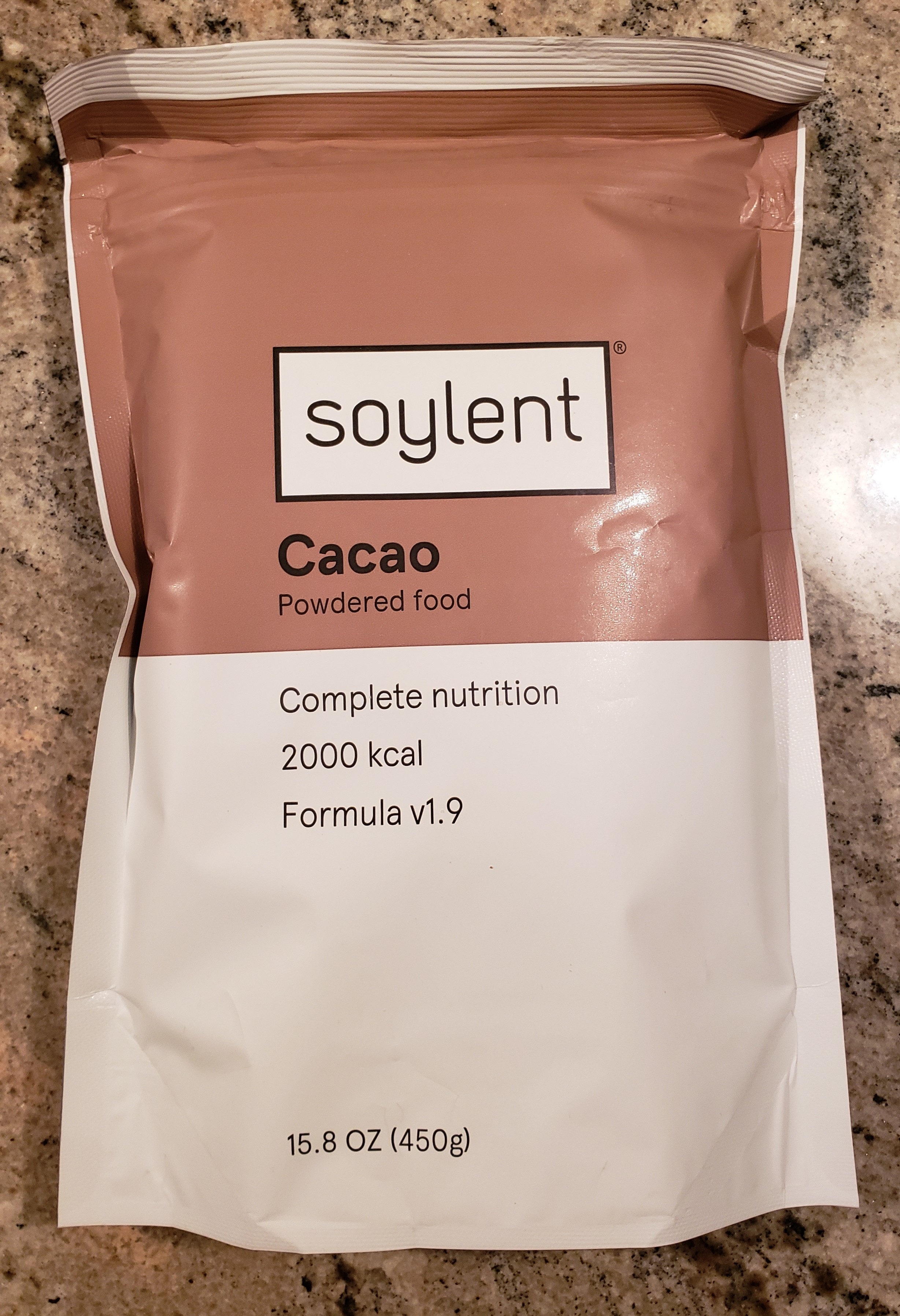 Powder v1.9 - Cacao - Produit - en