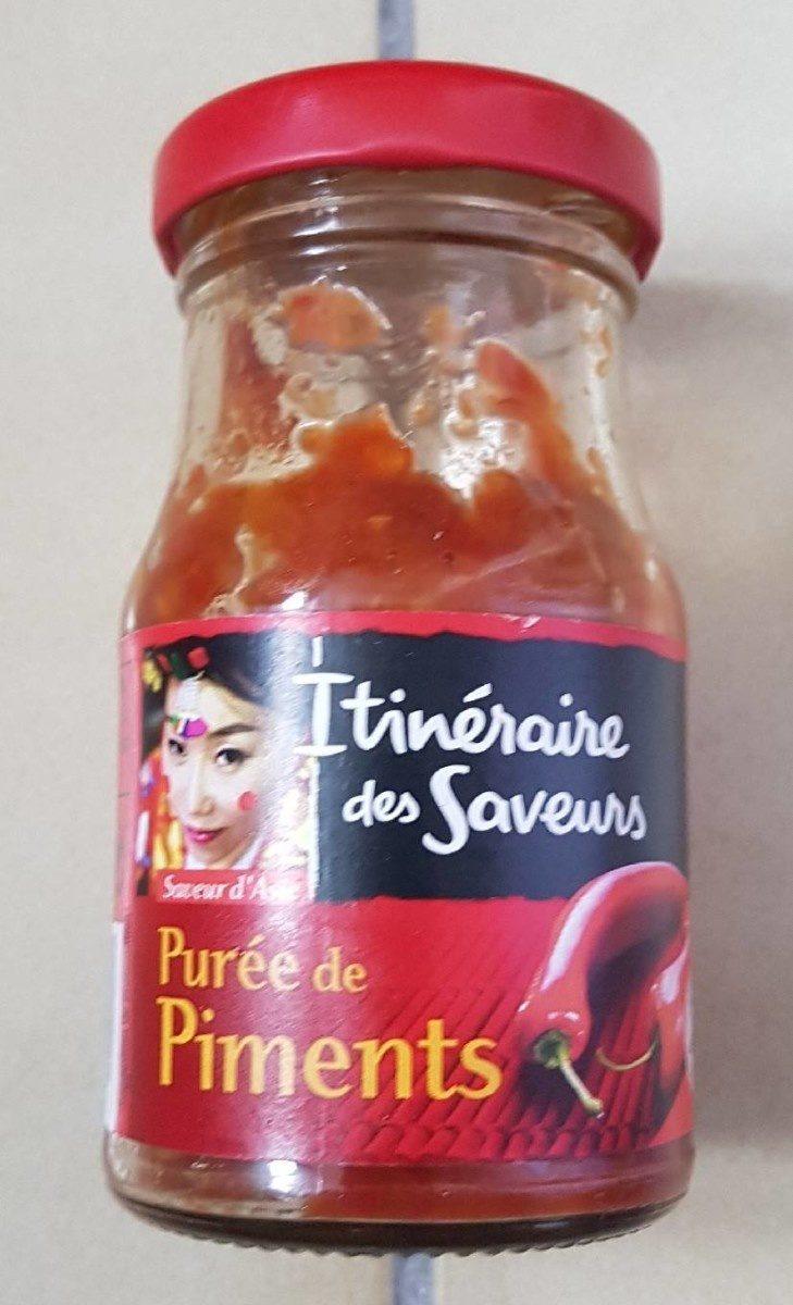 Purée de Piments - Produit - fr