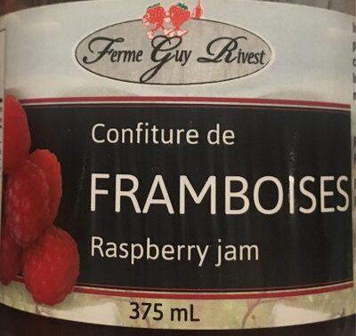 Confiture de Framboises - Produit - fr