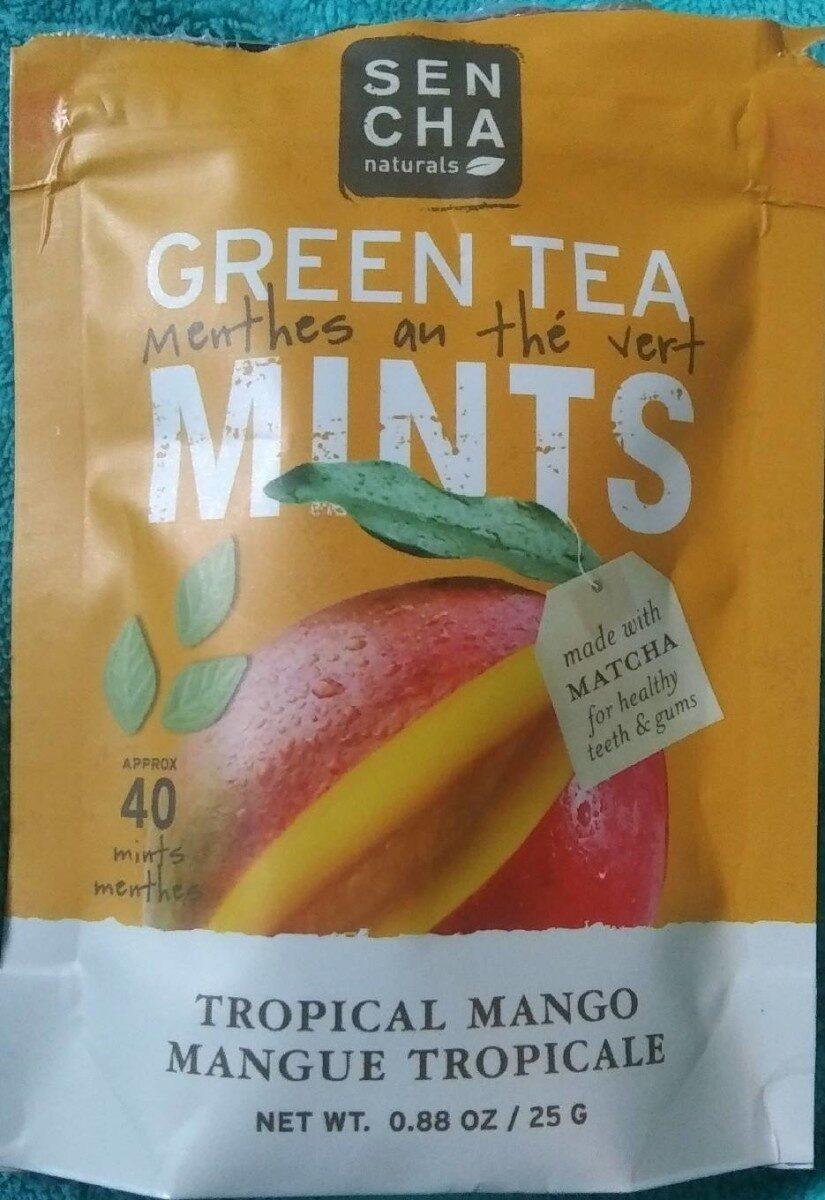 Green Tea Mints - Product - en