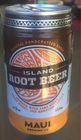 Island root beer - Product