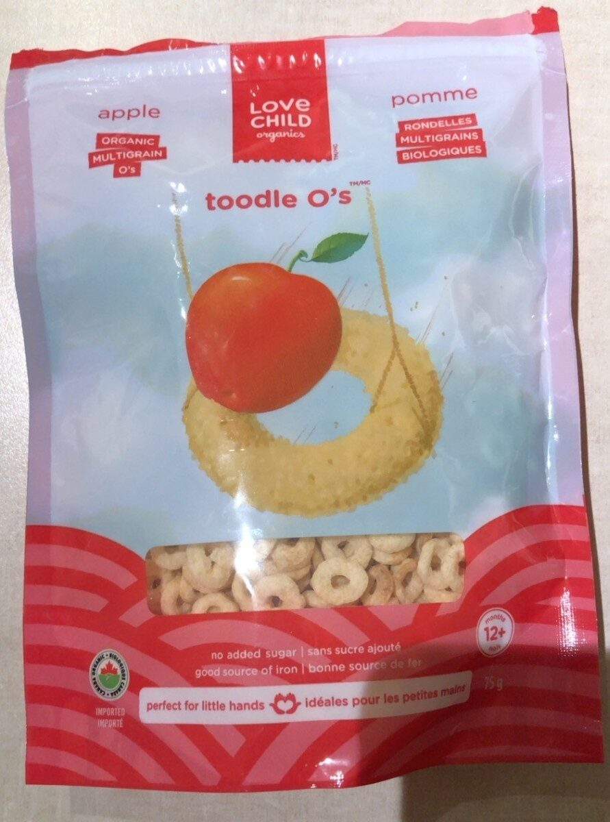 Toodle O's Pomme - Prodotto - fr