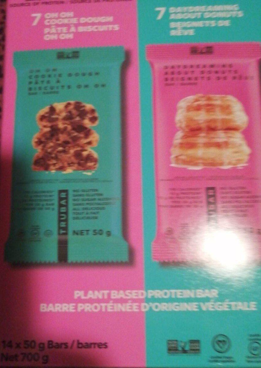 Barre protéinée d'origine végétale - Produit - fr