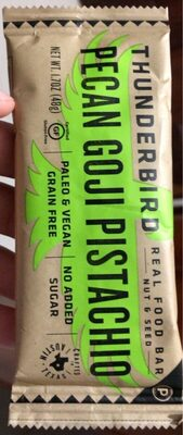 Pecan goji pistachio - Sản phẩm - fr
