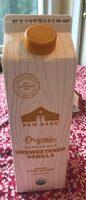 Almondmilk unsweetened vanilla - Product - en