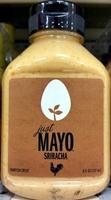 Just Mayo Sriracha - Product