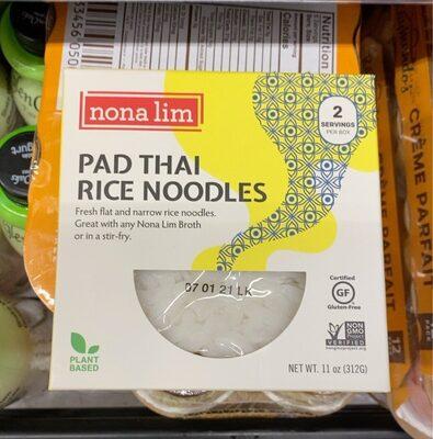 Pad Thai rice noodles - Product - en