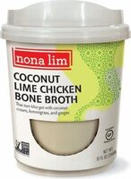 Coconut lime chicken thai tom kha gai with coconut cream - Product - en