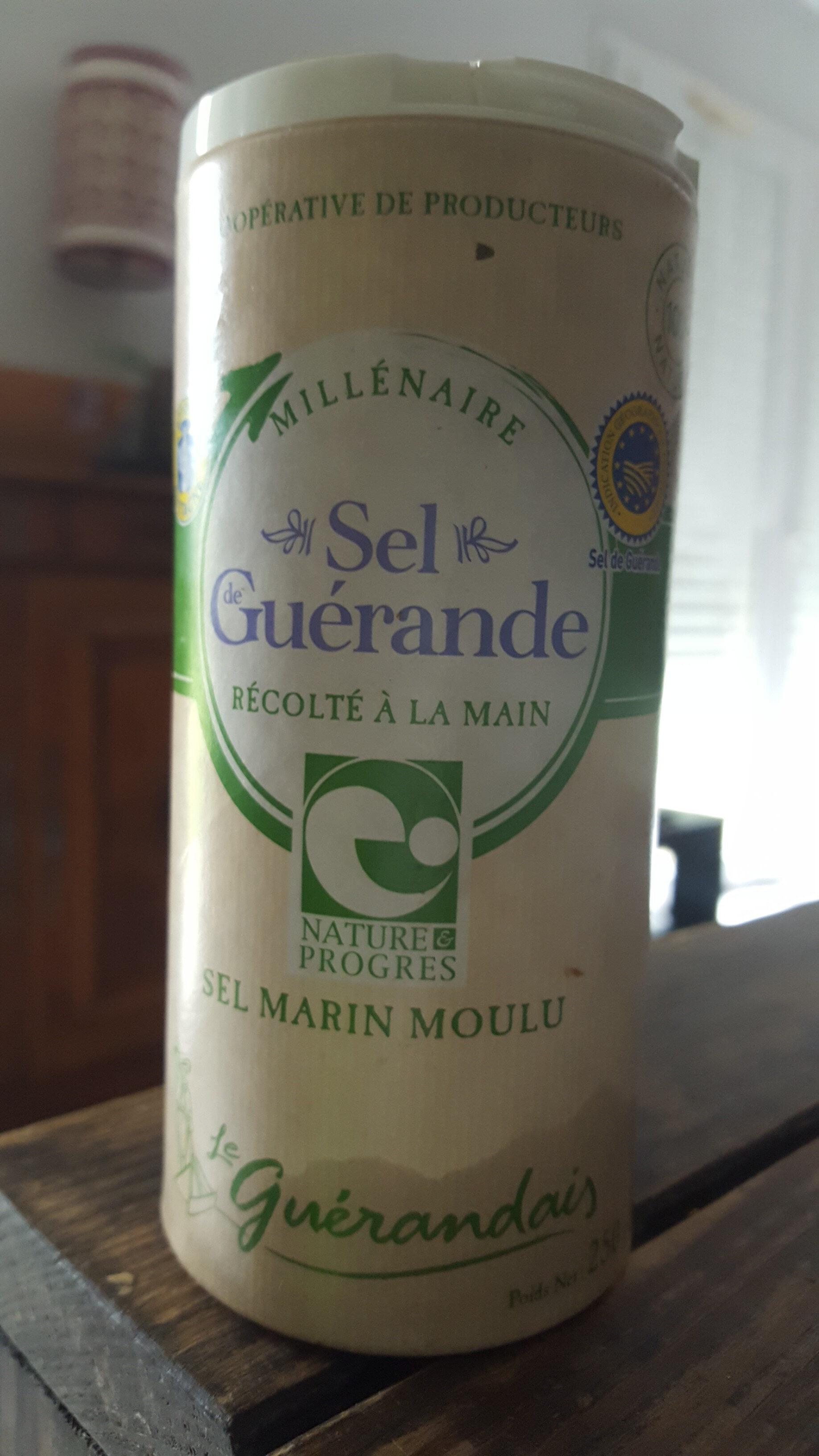 Sel de Guerande - Produit - fr