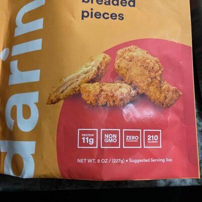 Original breaded pieces - Product - en