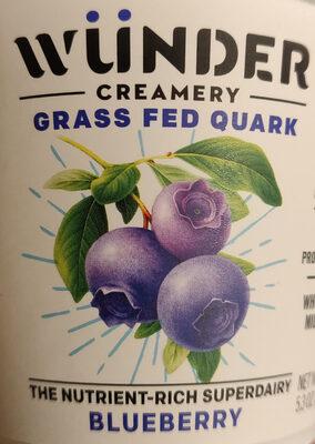 Grass Fed Quark - Product