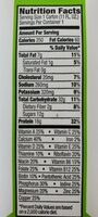 Sweet Vanilla Bean All-In-One Nutritional Shake - Nutrition facts