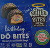 Birthday cake do bites chocolate enrobed cookie dough, birthday cake - Product