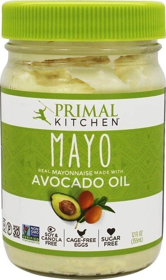 Avocado oil mayonnaise - Product - en