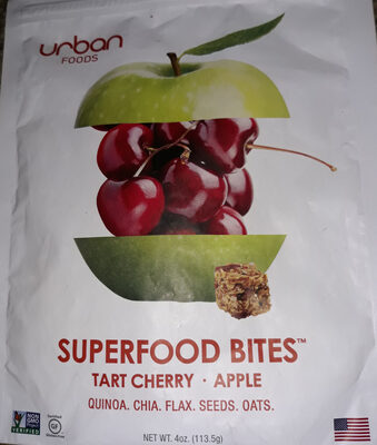 Superfood bites - Product - en