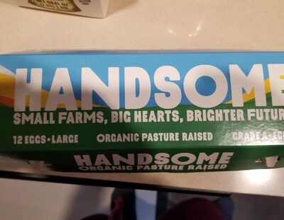 Handsome Small Farms - Product - en