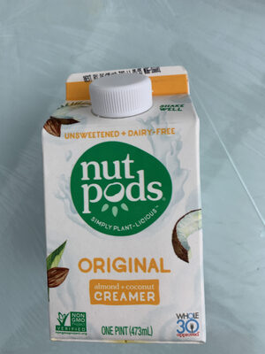 Nut Pods - Product