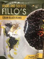 Cuban Black Beans - Produit - en