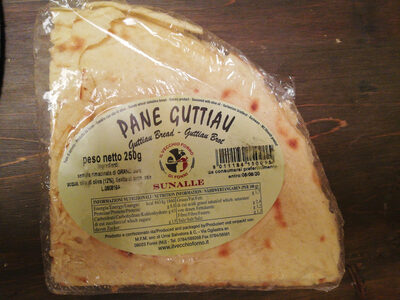 Pane Guttiau - Product - it