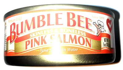 Skinless & Boneless Pink Salmon - Produit - en