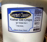 Kosher Dill Chips - Product - en