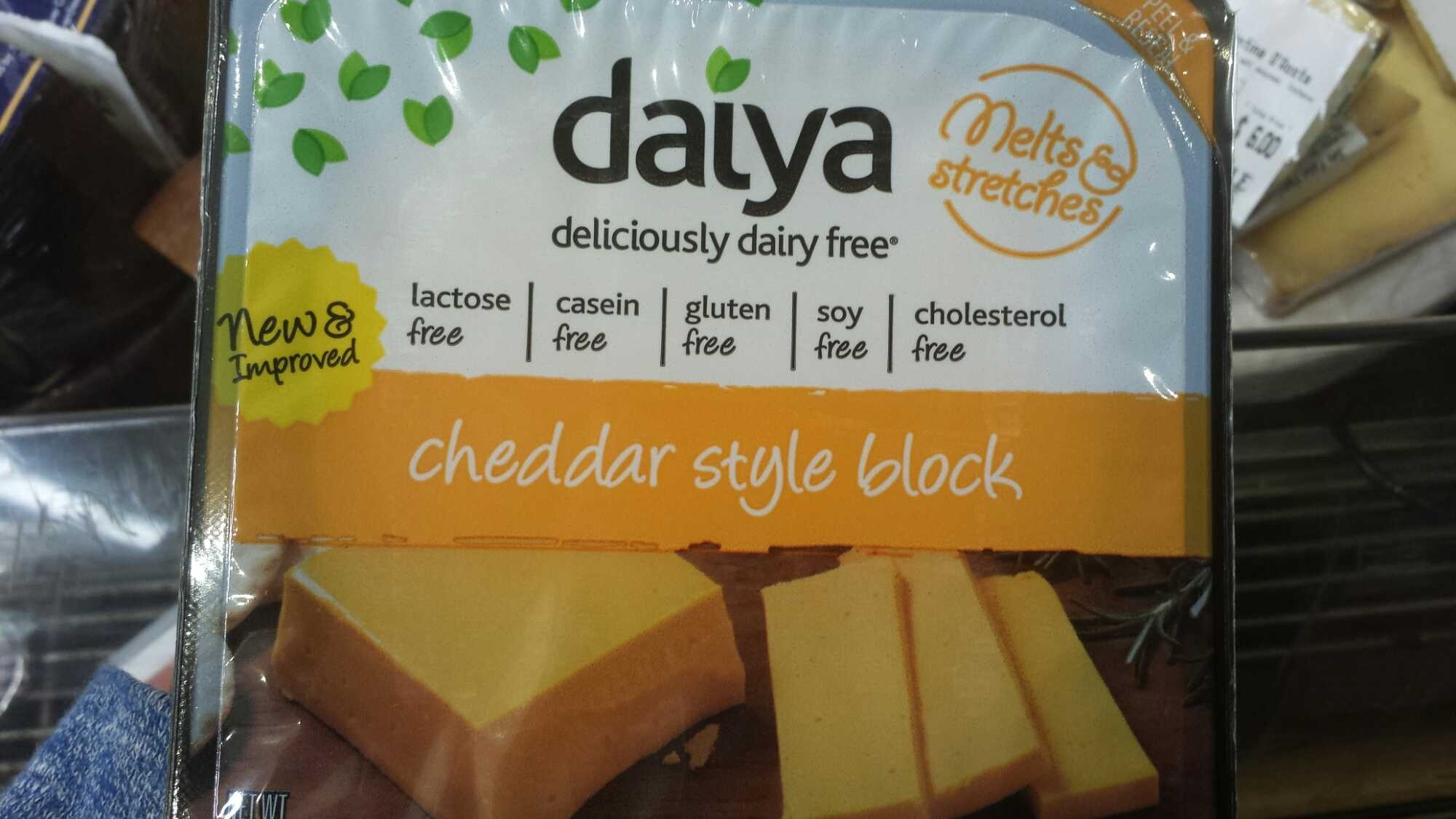 cheddar block style - Product