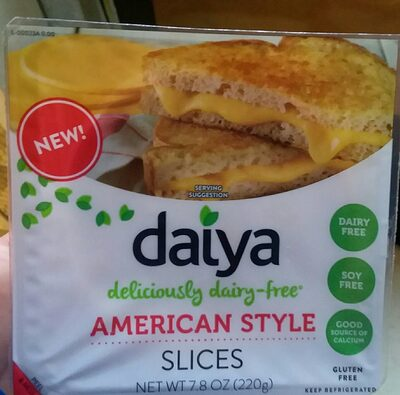 American style slices - Product