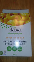 Deluxe macaroni style fromage - Produit - fr