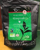 The vert touch organic - Produit