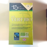 Thé Vert Bio - Produit