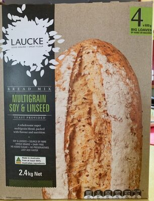 Bread mix Multigrain Soy & Linseed - Product