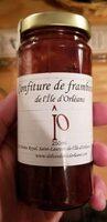 Confiture de Framboise - Produit - fr