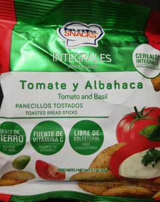 Integrales Panecillos Tostados - Produit - es