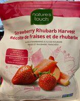 Recolte de fraises et rhubarbe - Product - fr