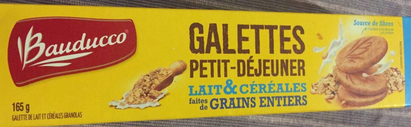 Galettes petit-déjeuner - Produit - fr
