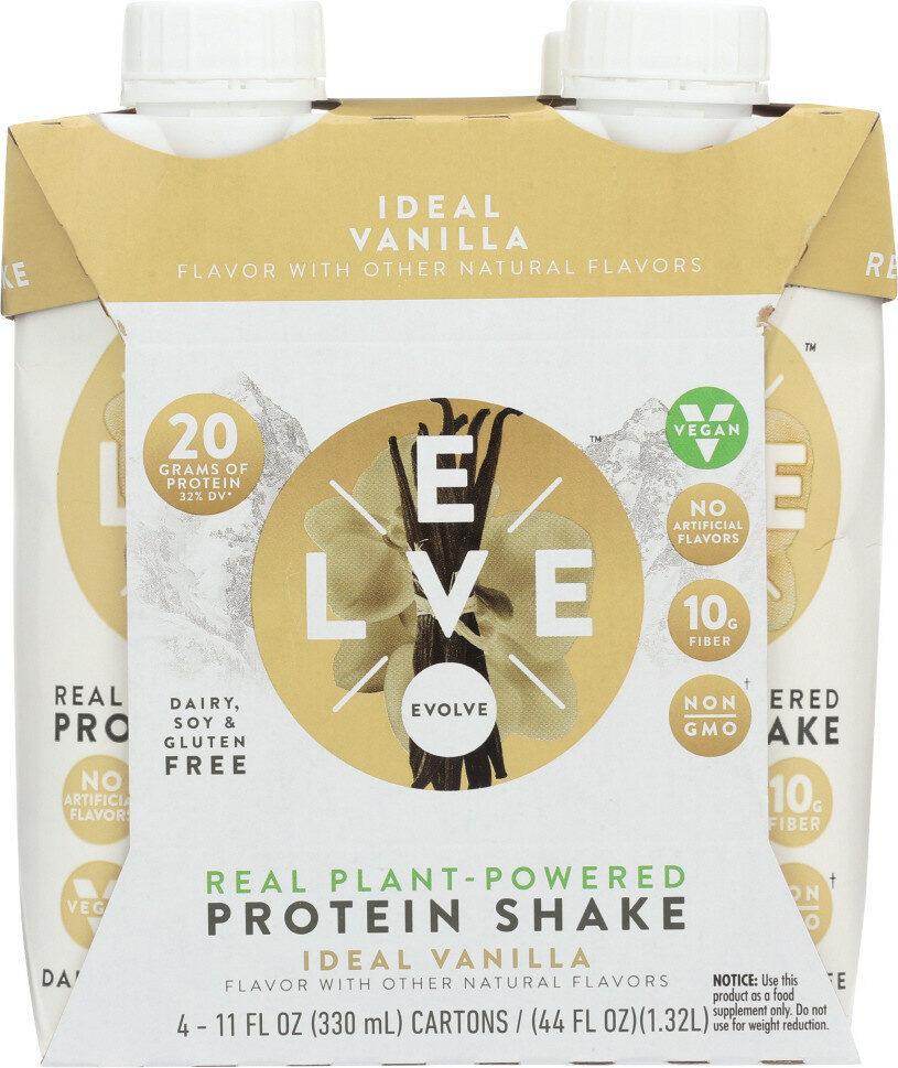 Evolve ideal vanilla protein shake - Prodotto - en