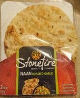Naan Roasted Garlic - Prodotto - en