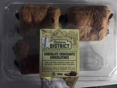 Chocolate Croissants - Instruction de recyclage et/ou informations d'emballage