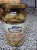 Mushrooms - Prodotto - en