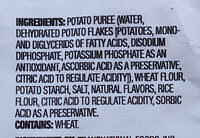 Potato Gnocchi - Ingredients - en