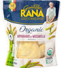 Rana organic asparagus & mozzarella ravioli - Product