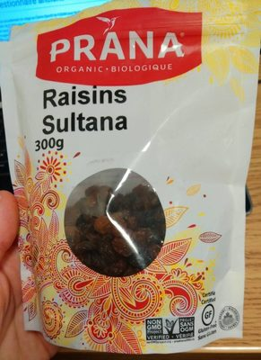 Raisins Sultana - Produit