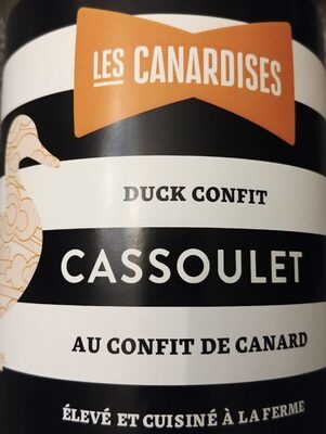 Cassoulet au confit de canard - Produit - fr
