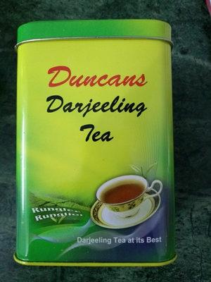 Darjeeling Tea - Produit