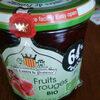 Confiture de fruits rouge Bio - Product