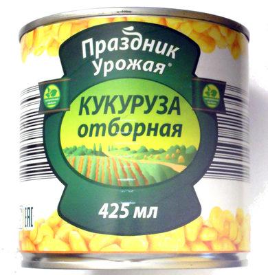 Кукуруза отборная - Produit