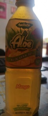 Aloe vera drink mango - Produit - fr