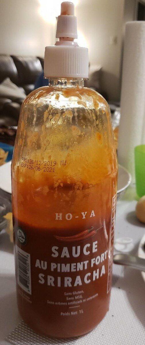 Sauce au piment fort SRIRSCHA - Produit - fr